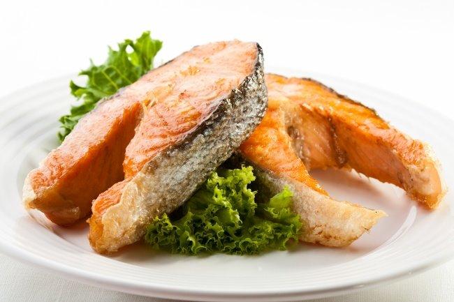 Рыба - белковый продукт