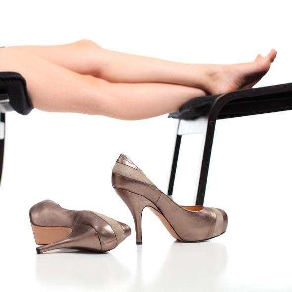 Устали ноги после работы