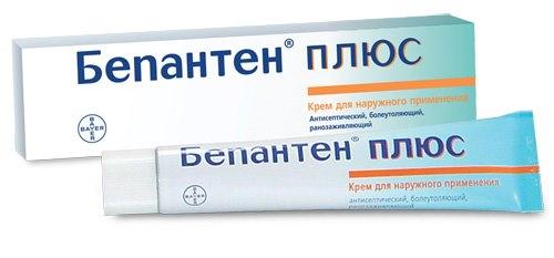 Бепантен - средство для кожи