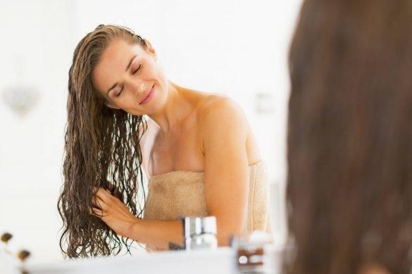 Как укрепить волосы и ускорить их рост в домашних условиях