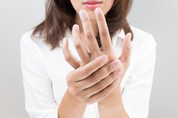 Проблемные руки