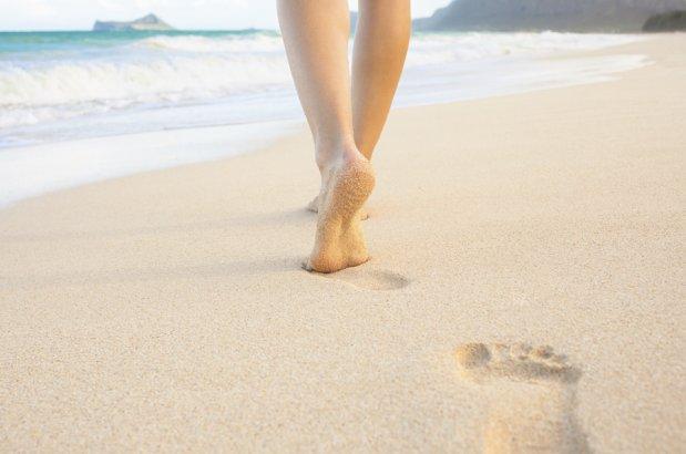 Хождение по песку