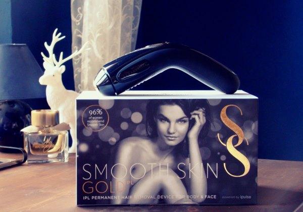 Фотоэпилятор SmoothSkin Gold IPL 120K