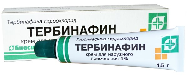 "Мазь ""Тербинафин""."