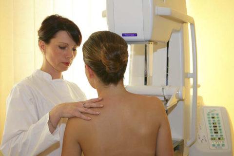 Посещение мамолога