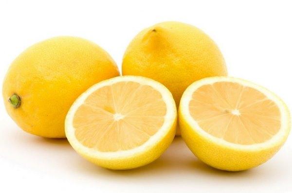 Лимоны.