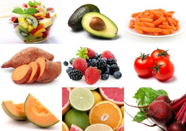 Витаминизированные продукты.