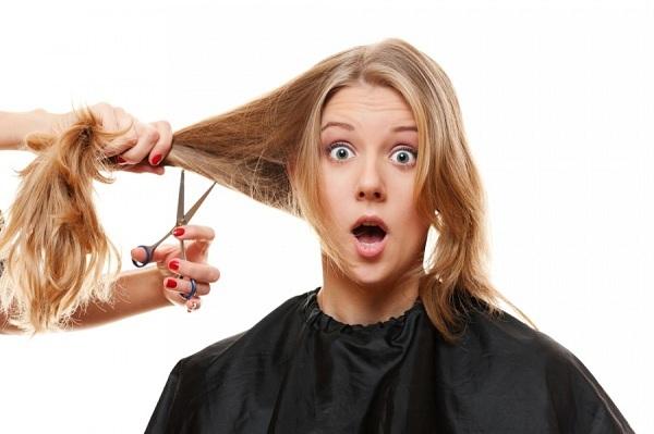 стрижка для круглого лица и тонких волос после 40