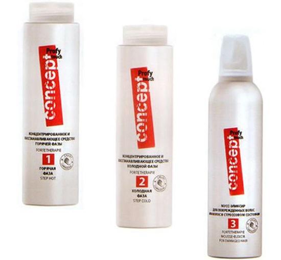 Средства для профессионального ламинирования волос в домашних условиях