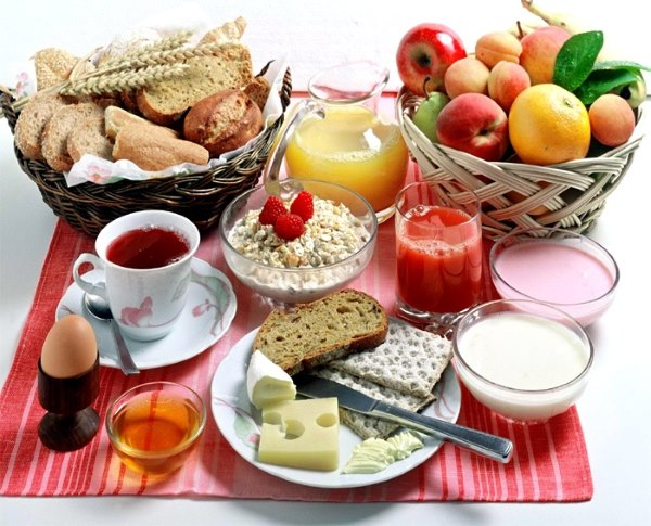 Медленные углеводы на завтрак рецепты