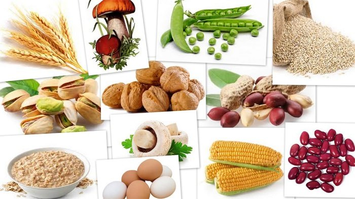 Продукты с витамином Б