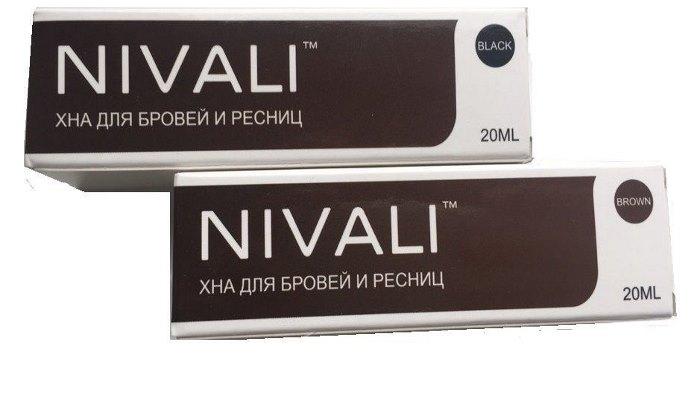 Хна Nivali Brow