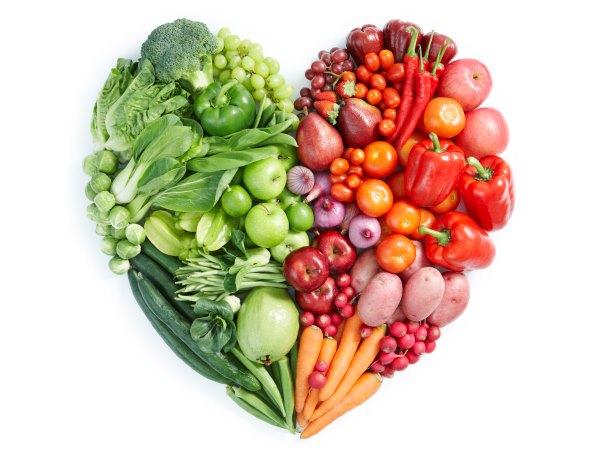 Комплекс продуктов, богатых витамином К