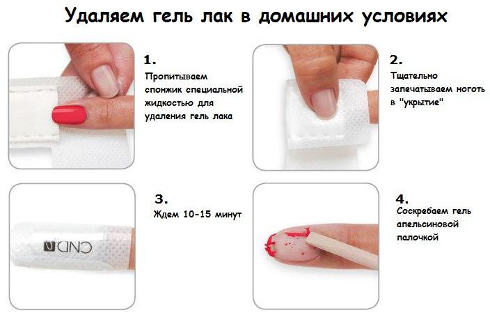 Лучшие методы как стереть шеллак в домашних условиях