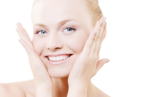 Эффект ухоженности кожи лица