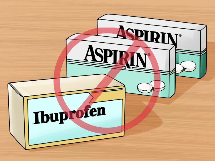 аспирин ибупрофен
