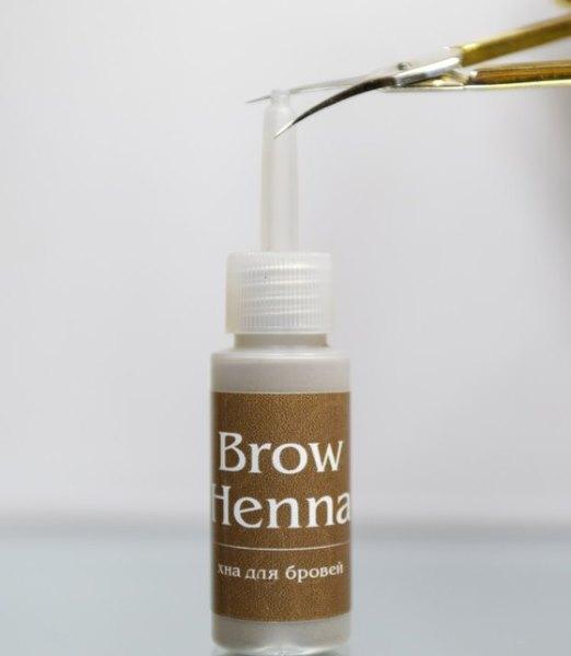 "Хна ""Brow Henna""."