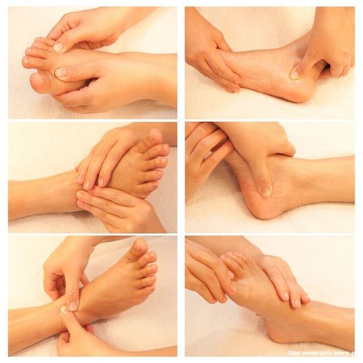 Техника тайского массажа ног и стоп. Польза массажа для организма