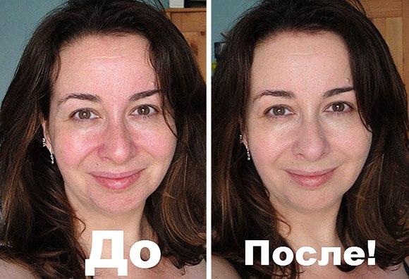 Желатиновая маска для очищения лица с активированным углем