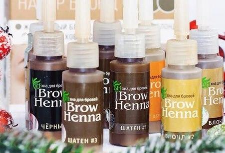 Почему хна для бровей BrowHenna считается лучшей по отзывам