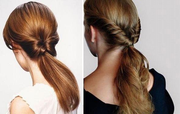 Прически фото на длинные волосы на каждый день фото для девушек