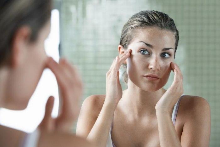 Раздражение на лице покраснение и шелушение