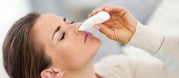 Гормональные капли в нос