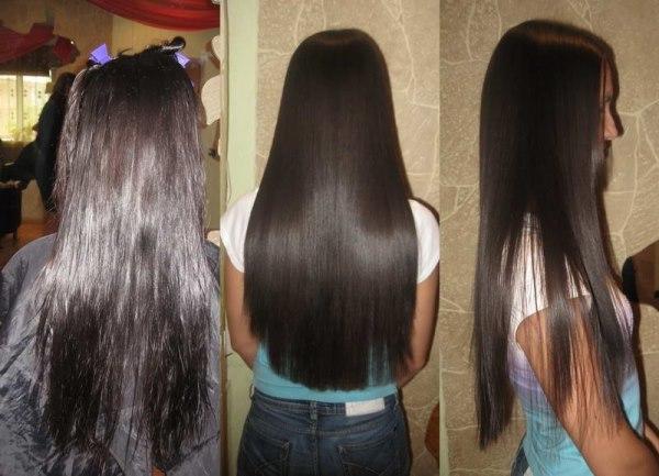 Как сделать ламинирование волос желатином в домашних условиях