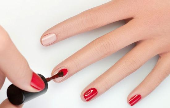 Пошаговая инструкция простого дизайна ногтей в домашних условиях