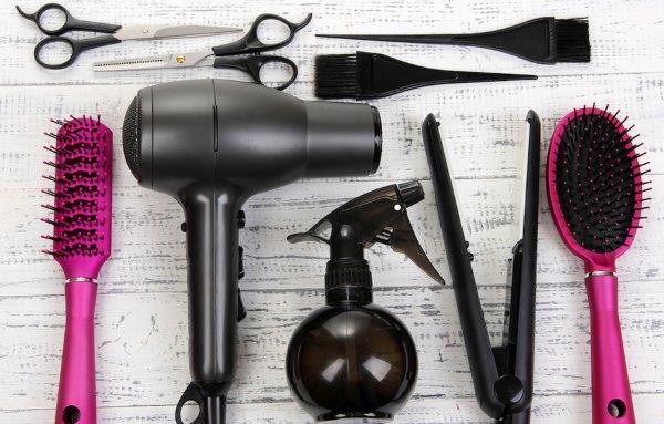 Инструменты для волос.