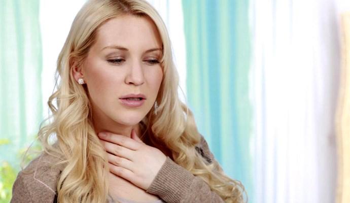 сухость во рту при аллергии