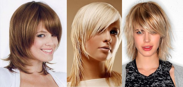 Короткие стрижки на тонкие волосы для объема 2017-2018