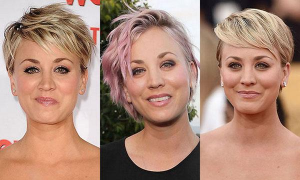 Варианты укладки волос при короткой стрижке