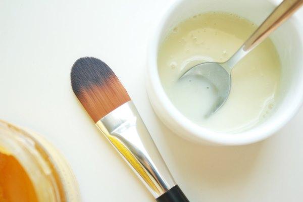 Маски в домашних условиях с маточным молочком 498