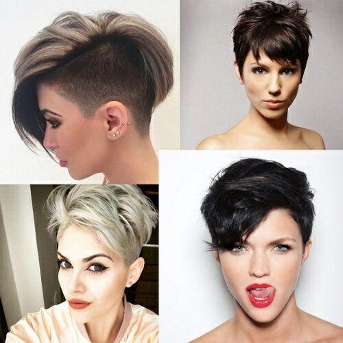 причёска паж