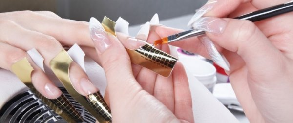 Наращивание ногтей гелем. Видео уроки, инструкция с фото в домашних условиях