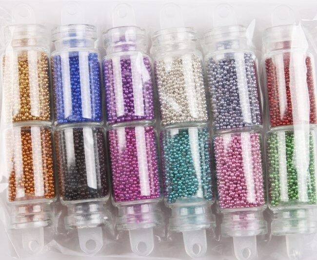 Бульонки для ногтей. Как использовать, варианты удачного дизайна. Фото