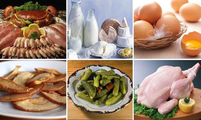 Диета белковая на 7 дней – эффективный результат и польза для здоровья