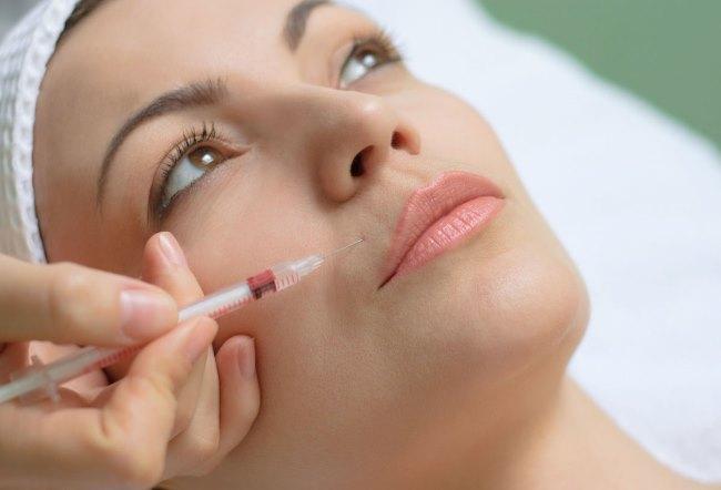 Гиалуроновая кислота для лица. Стоимость инъекций и результаты