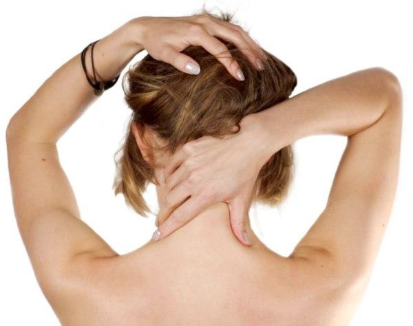 Гимнастика и зарядка для воротниковой зоны спины, чтобы убрать холку