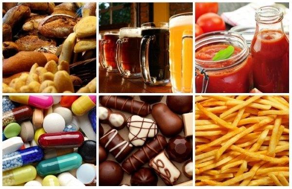 Глютен - что это и почему он вреден. В каких продуктах содержится глютен. Список