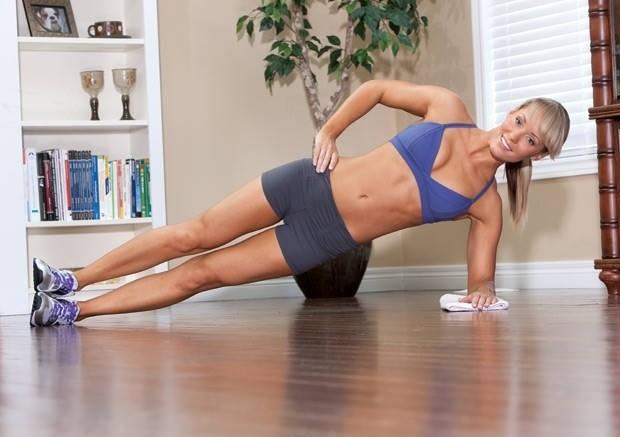 Как сделать плоский живот в домашних условиях. Упражнения, диета, дыхательная гимнастика