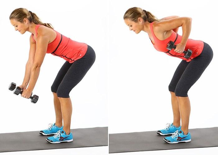 Тренировка на похудение и рельефная