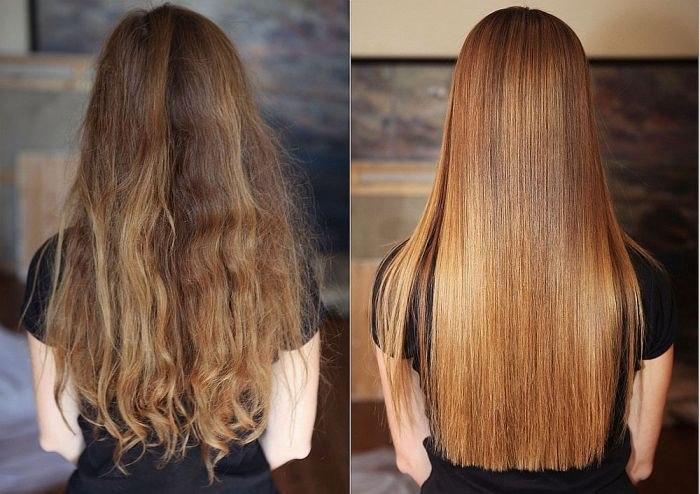 Инструкция по ламинирование волос