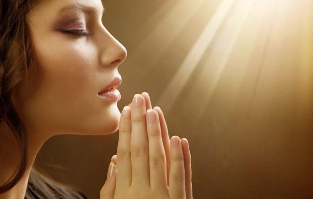Молитва может изменить обстоятельства