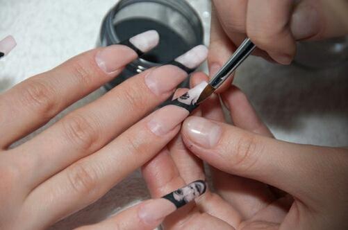 Однофазный гель для наращивания ногтей. Как пользоваться