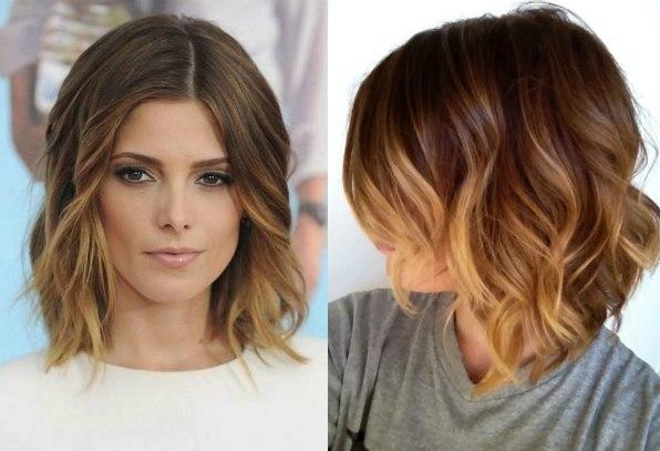 Амбре окрашивание волос фото <a href=