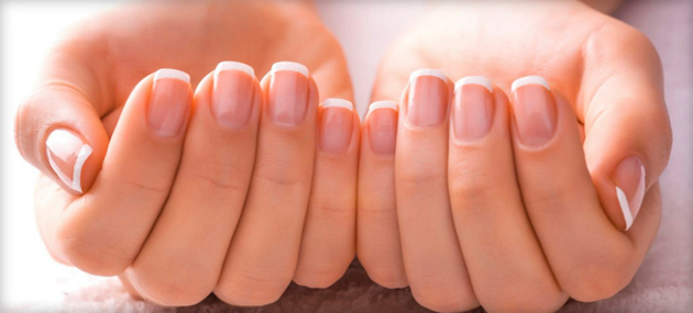 Видео покрытие натуральных ногтей гелем