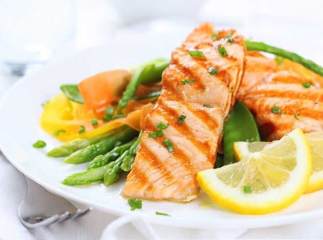 Правильное питание для похудения. Меню и таблица продуктов для похудения