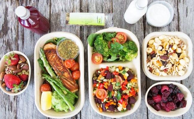 Правильное дробное питание для похудения меню на каждый день